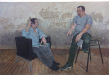 Li Huang's portrait - Art News Scotland