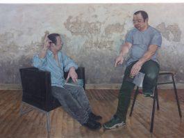 Li Huang's portrait - Art News Scotland