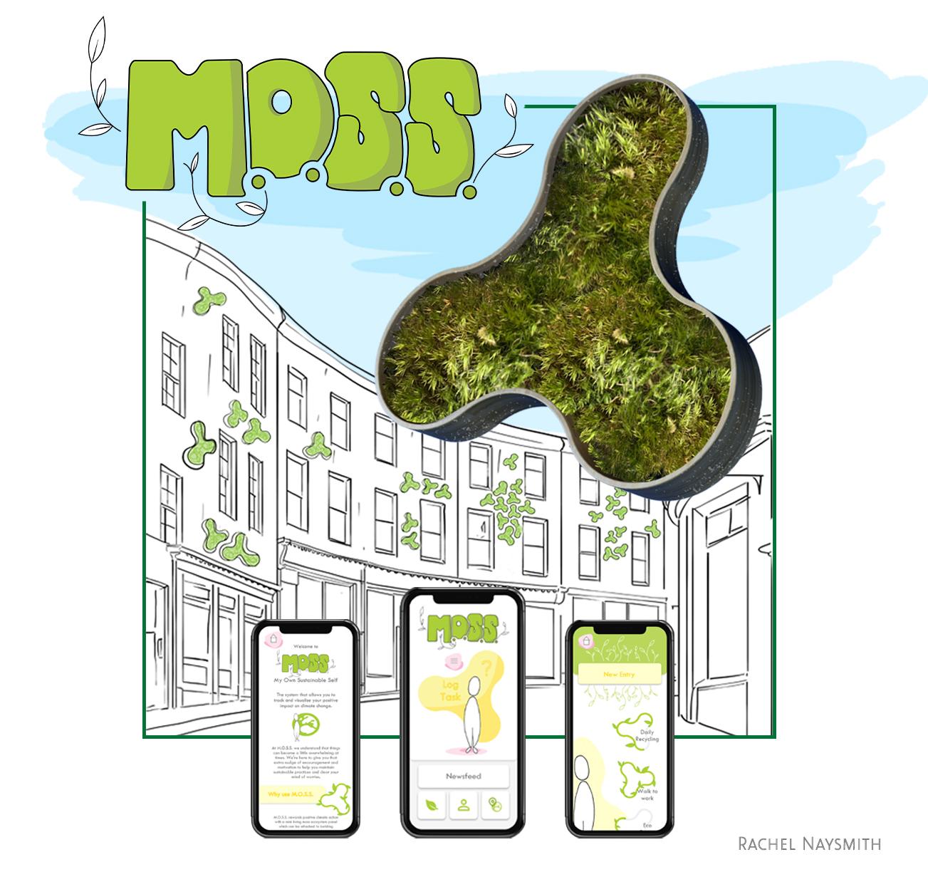 Rachel's app M.O.S.S. - Scottish News