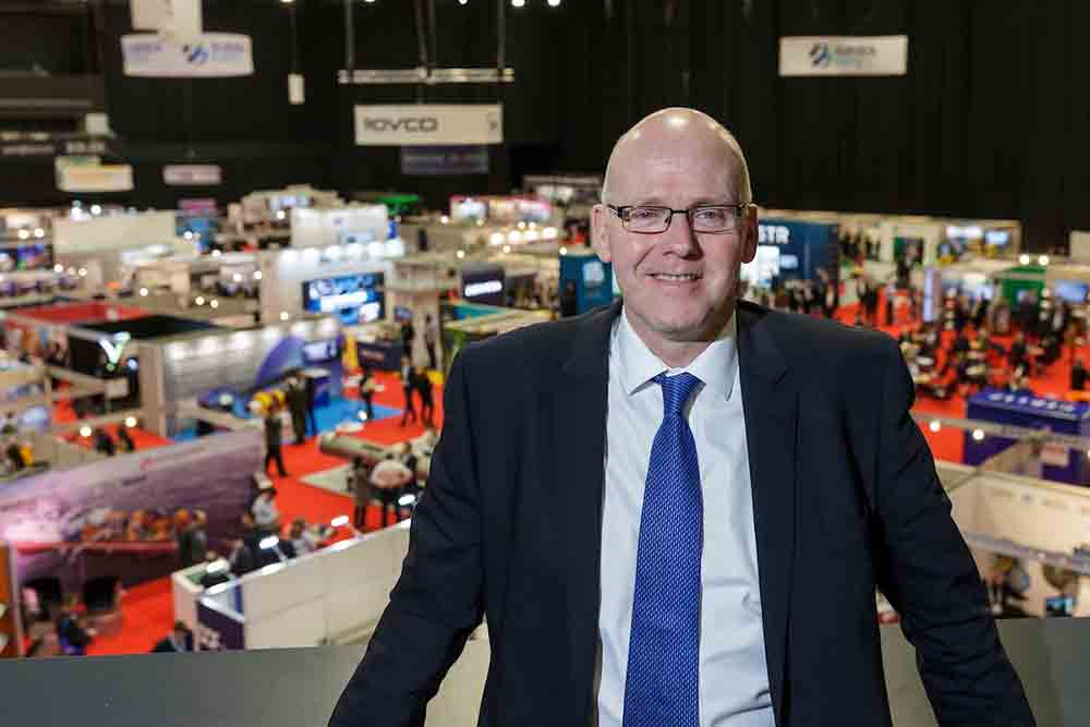 Pictured: Neil Gordom, chief executive of Subsea - Business News Scotland