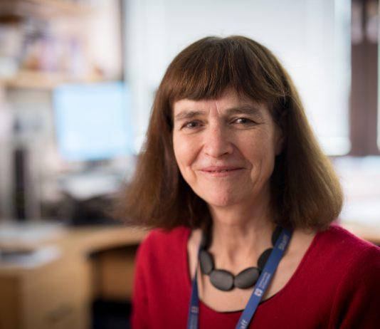 Professor Annie Anderson. - Health News Scotland