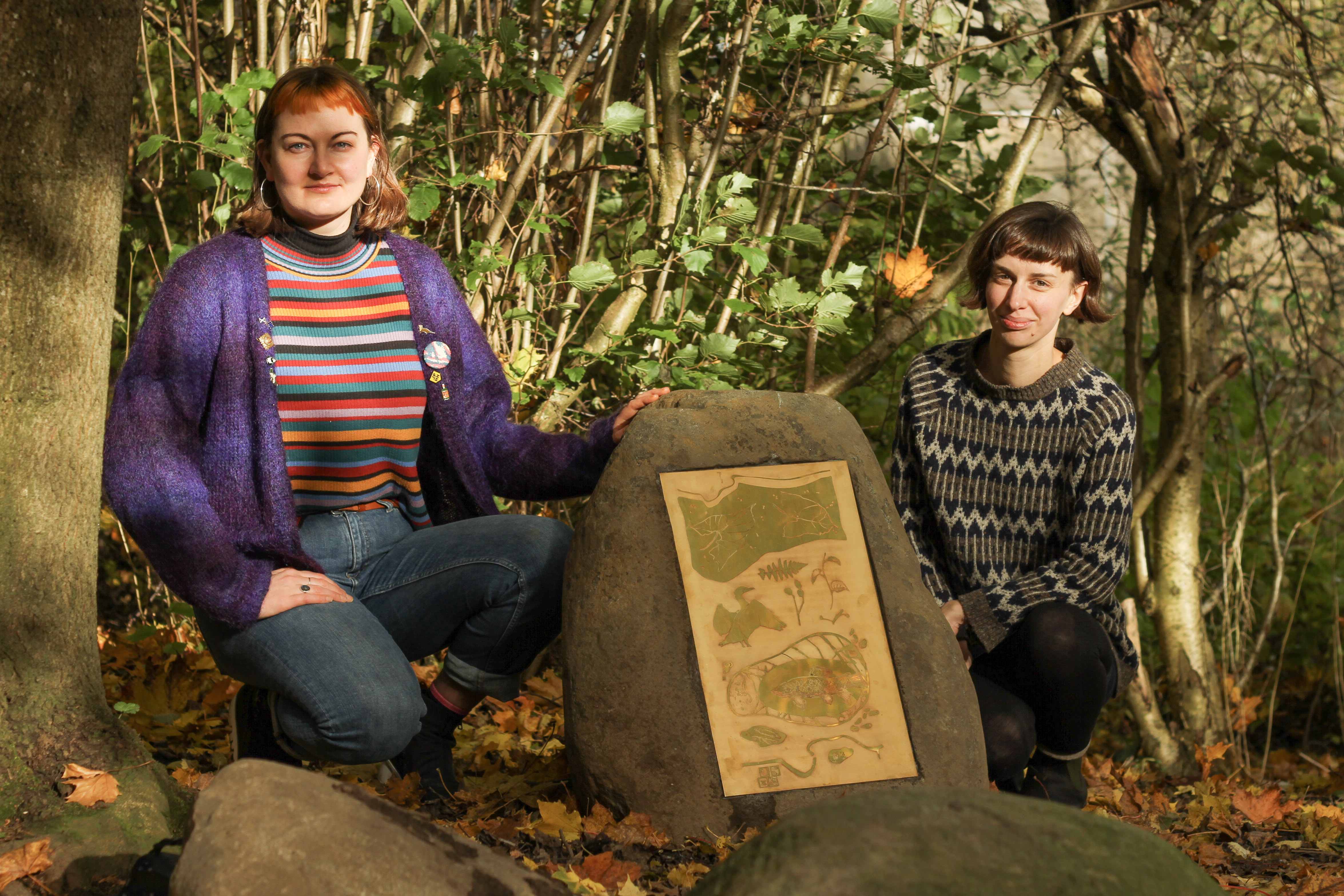 River Life art project in Livingston - Art News Scotland