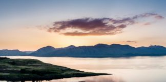 Aerial view of coast by Appin - Business News Scotland