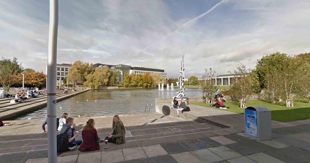 An image of University College Dublin (UCD)- Viral News