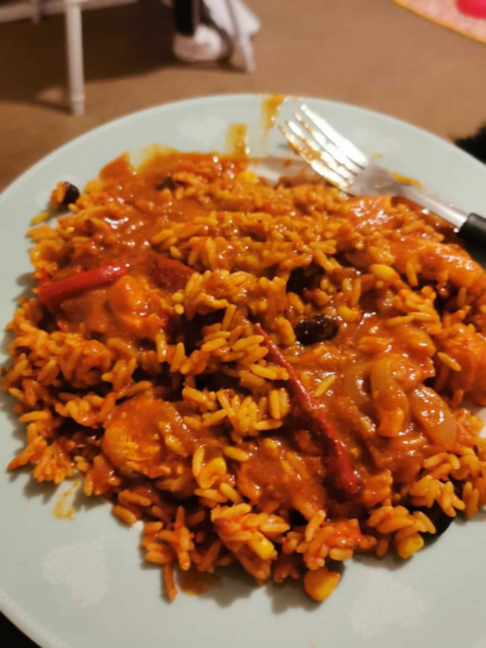 The £2 Iceland curry meal - Viral News UK