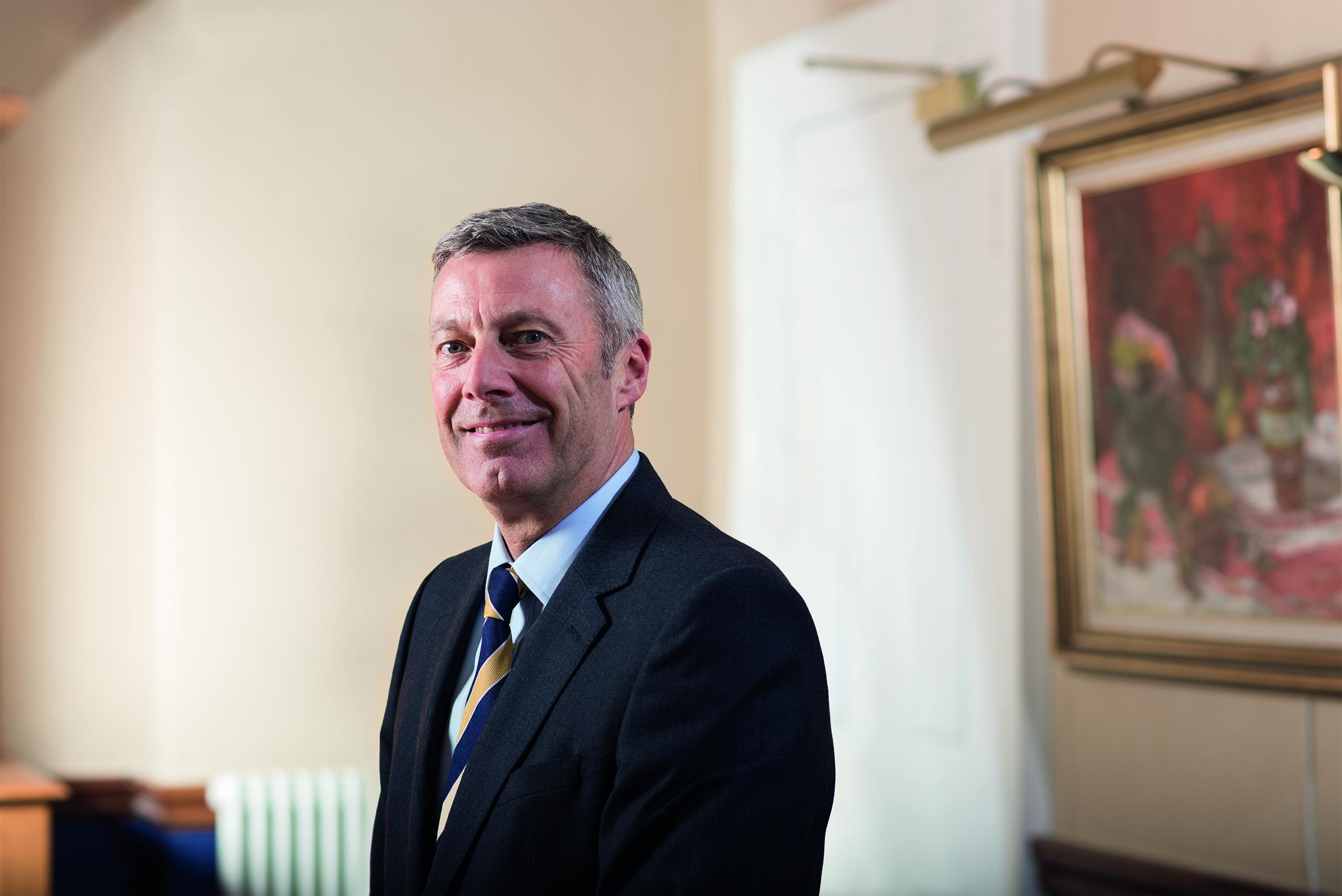 Stuart Paterson, Chairman of Macfarlane Group - Business News Scotland