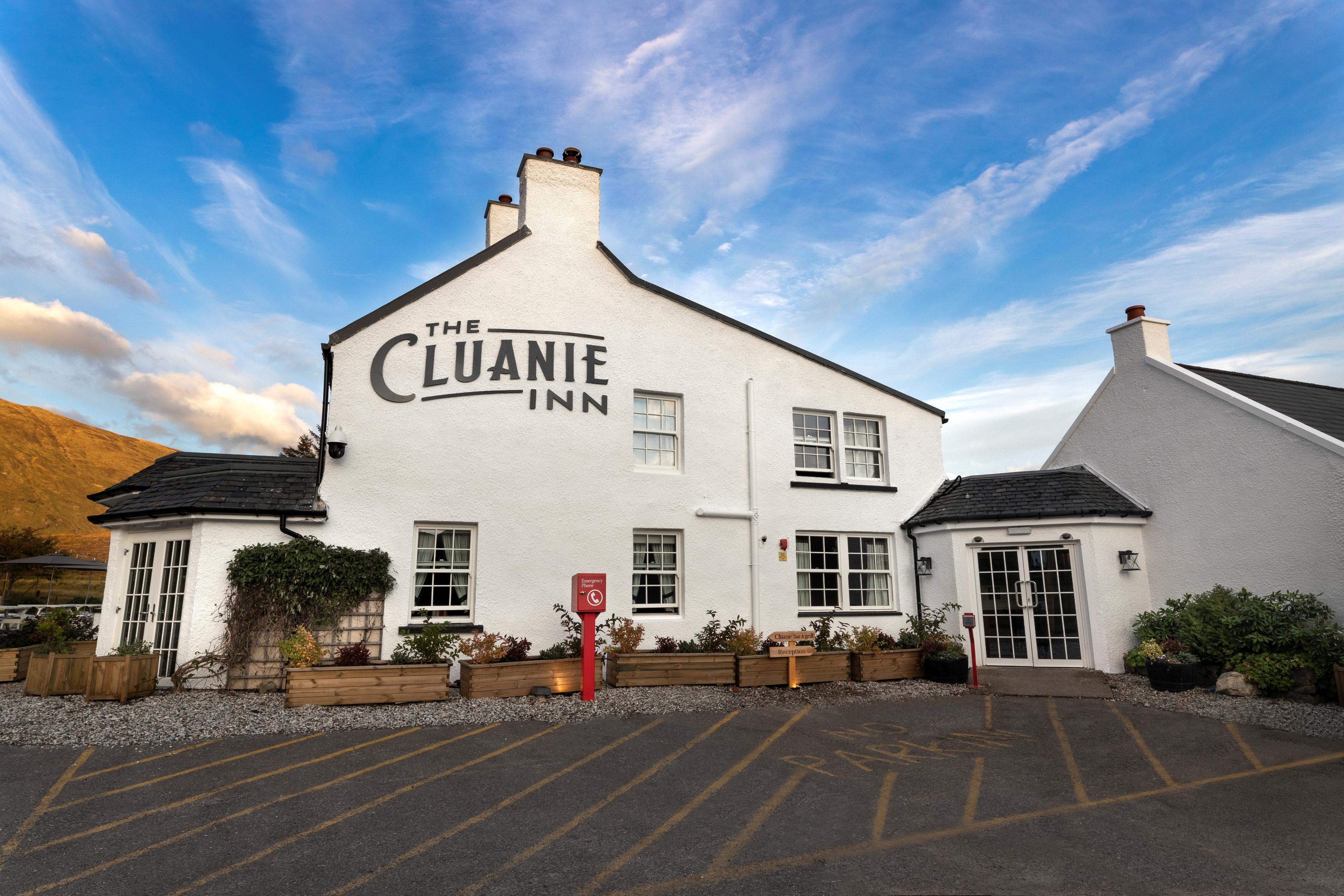 The Cluanie Inn - Business News Scotland
