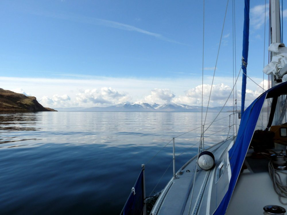 A picture of the Firth of Clyde - Nature News Scotland