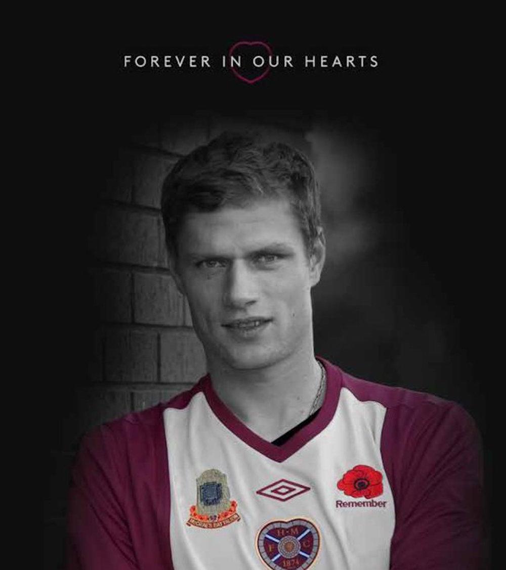 Former Hearts defender Marius Zaliukas | Hearts news