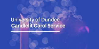 Dundee Carer Centre made beneficiaries of carol service