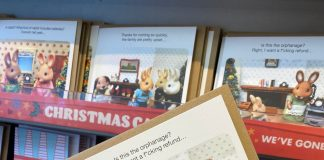 "Card shop forced to remove ""sick"" card making fun of orphans - Consumer News UK"