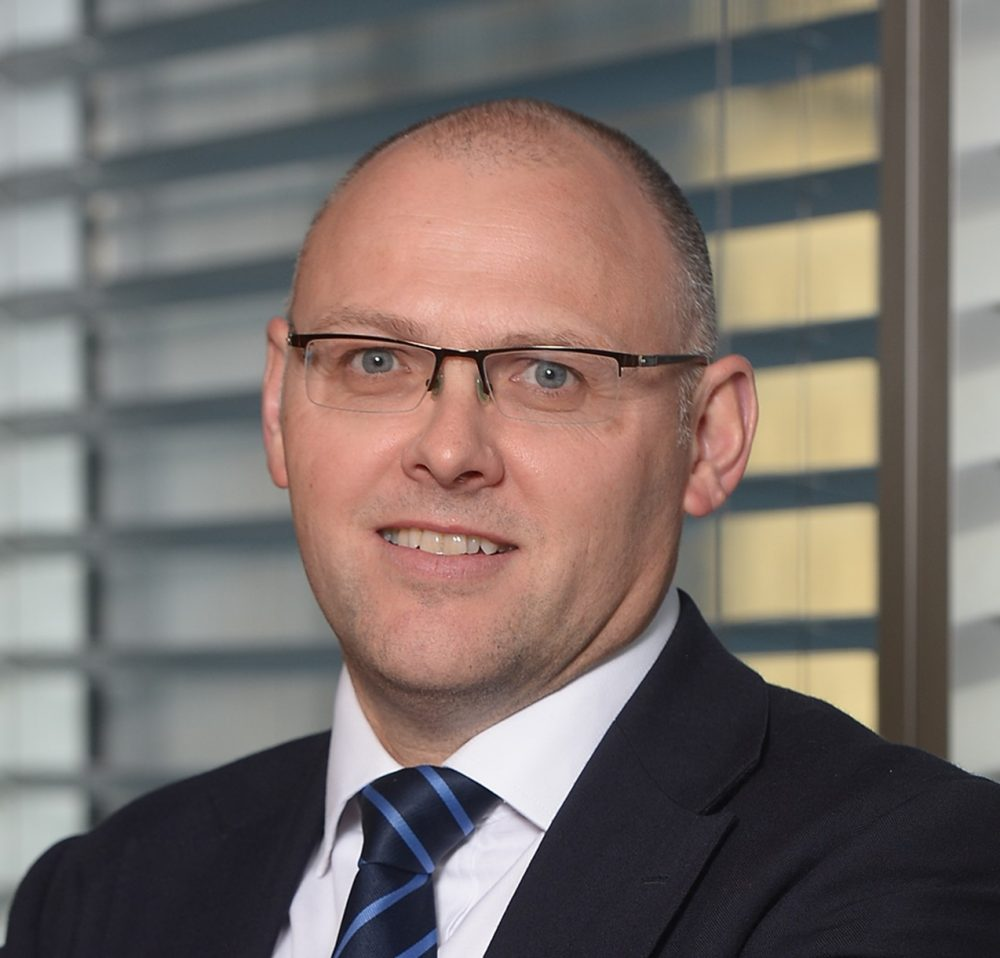 Andy Hall Head of Corporate Banking at Barclays - Business News Scotland
