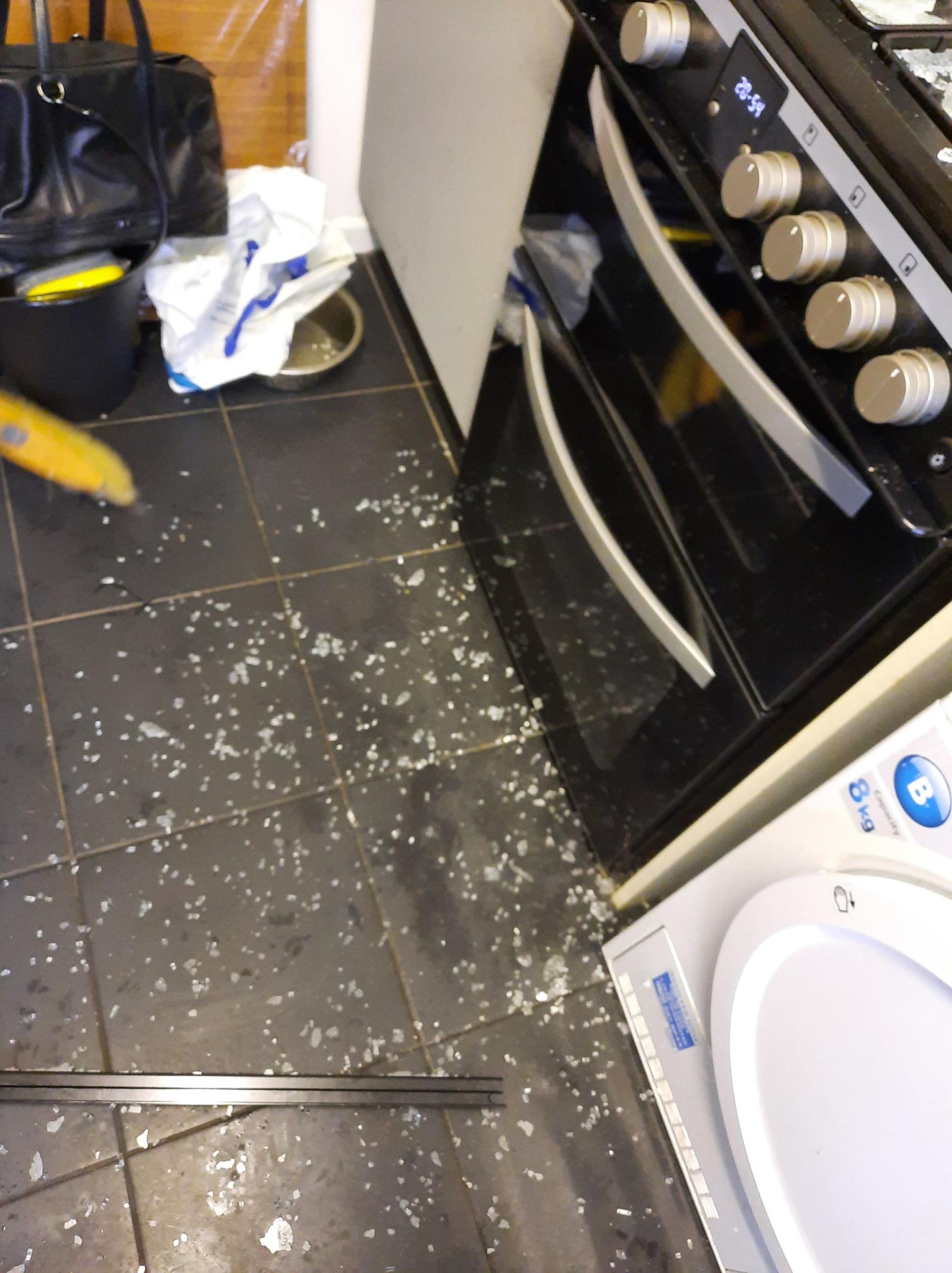Argos cooker lid shattered - Consumer News UK