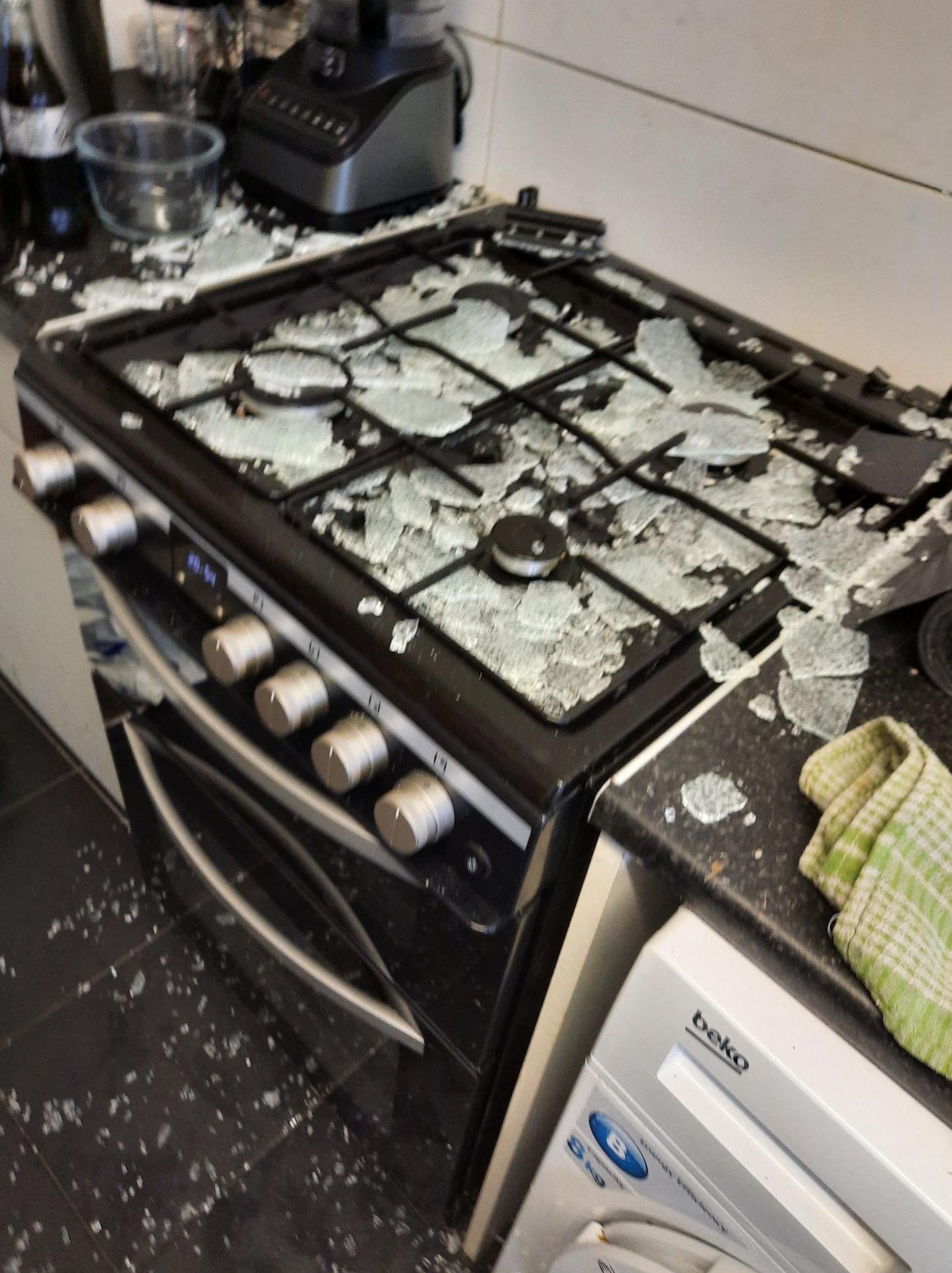 Argos cooker shattered - Consumer News UK