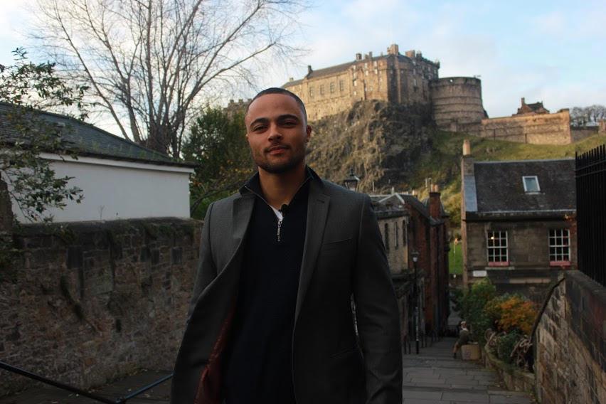 Blair Wycherley Amaazin.Scot founder - Business News Scotland