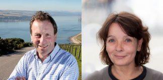 CISP Annoucement (L-R David Whiteford, June Love) - Business News Scotland