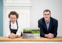 Compass Scotland David Hay with Tom Kitchin - Food and Drink News Scotland