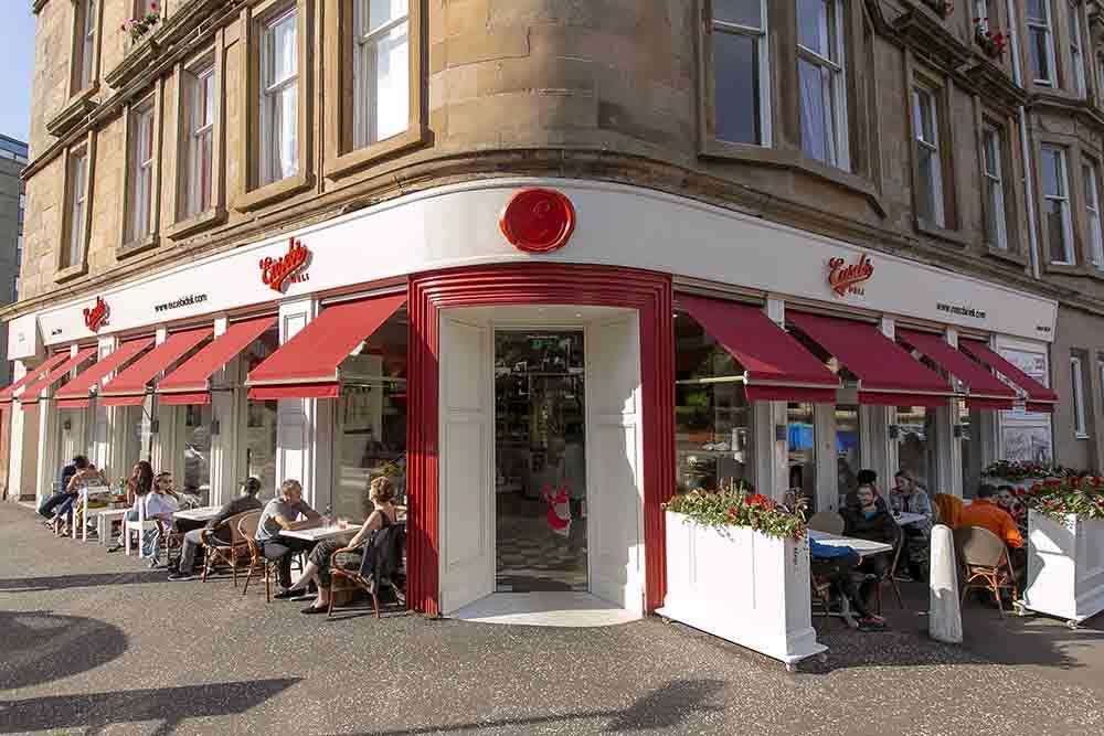 Glaswegian Italian restaurant to be featured in Netflix show - Business News Scotland