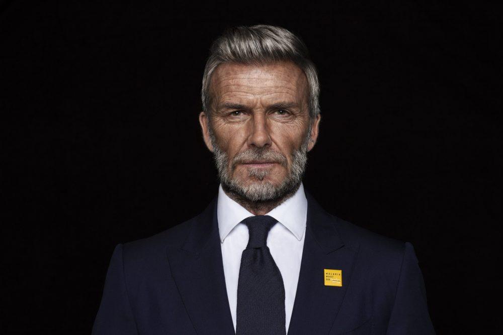 David Beckham as an older person - Health News UK