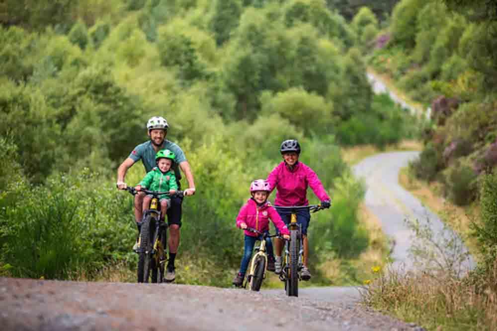 Visit Scotland open three new bike trails to encourage cycling - Tourism News Scotland