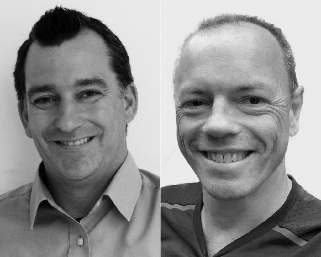 LtoR Conor Pittman and Kenny McNally. Scottish Business News