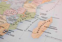 Madagascar map - Research News Scotland