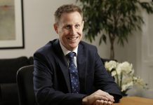 Professional PR photography, Mike Stirton, Head of Temporaries at Core Asset Consulting