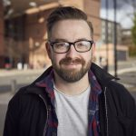 Dr Neil Kirk, from Abertay University - Research News Scotland