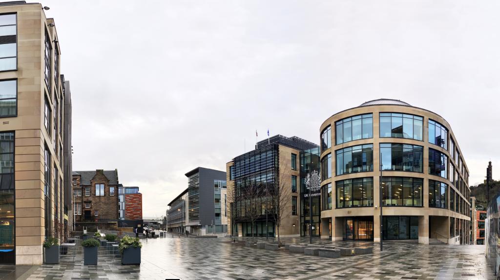 New Waverley Square. Scottish Business News