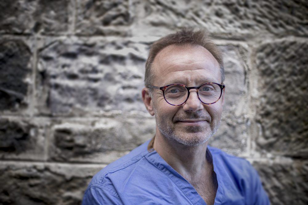 Professor Colin McKay - Health News Scotland