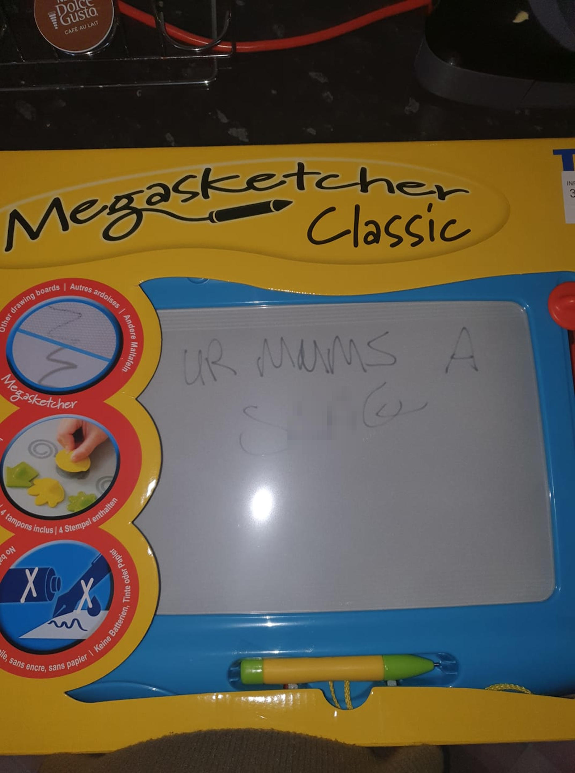 Megasketcher toy