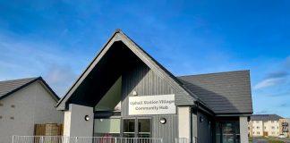 £200,000 community hub at Dundas Estates' Uphall Station Village development in a Scottish Business News story