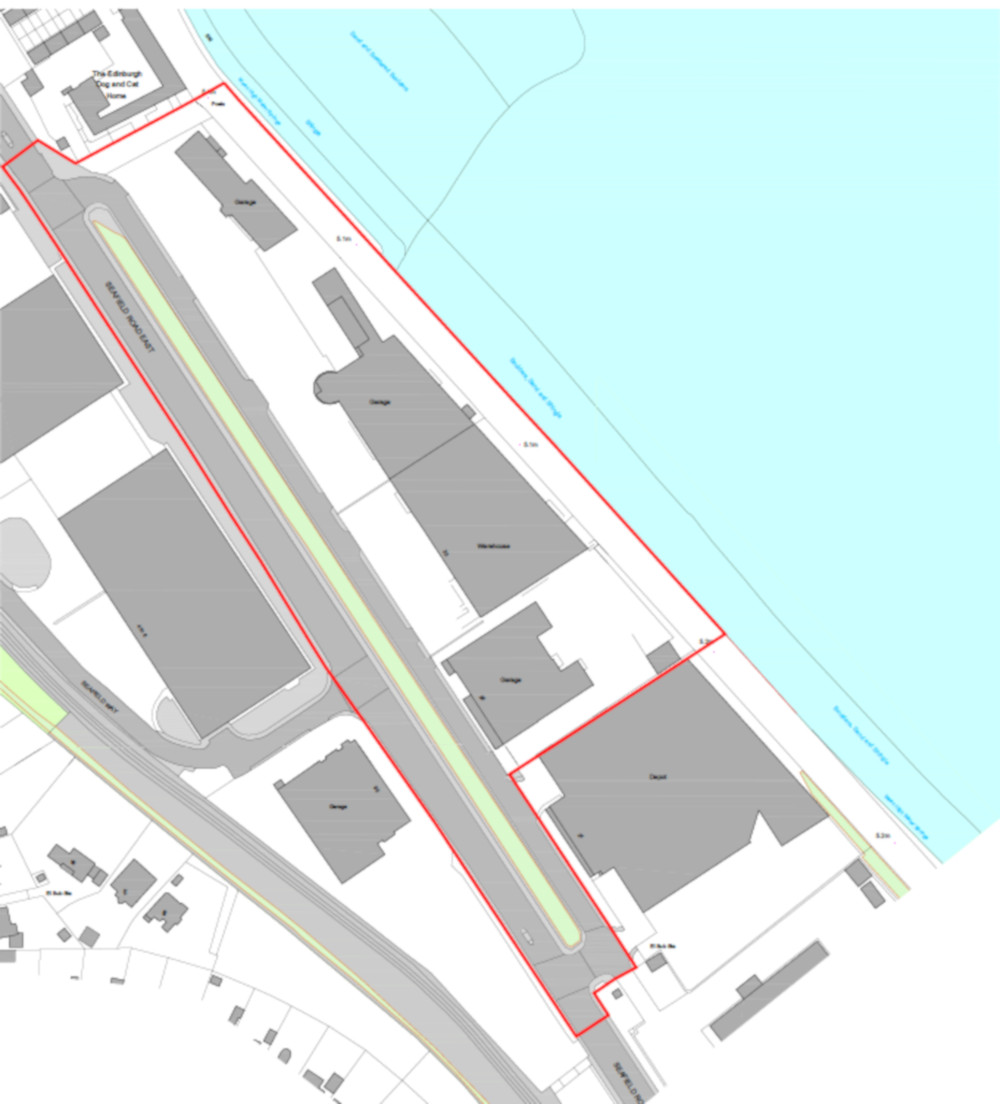 Plans for the new Seafield Site - Business News Scotland