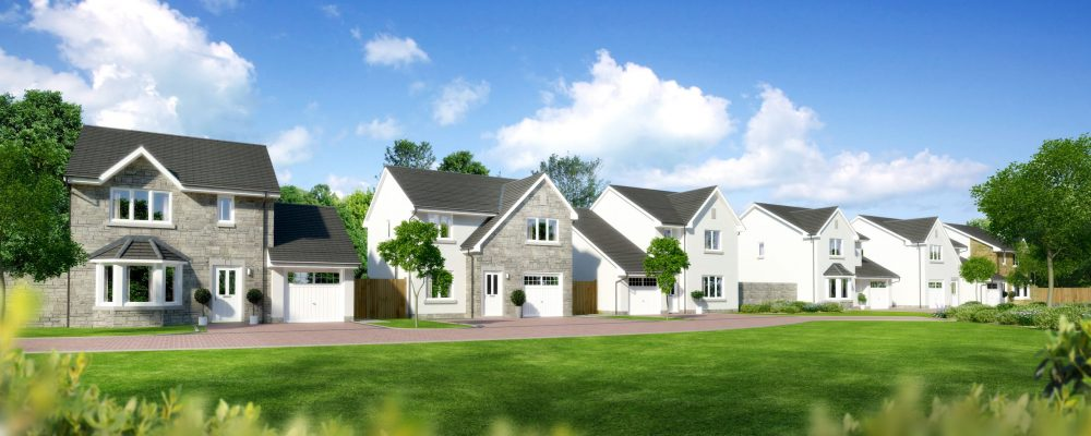 The new Stewart Milne development (CGI) - Business News Scotland