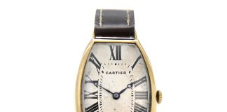 Cartier-watch-worn-by-WW1-Scot-couild-sell-for-£10,000