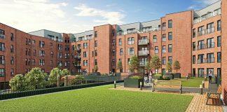 Waterfront Plaza raised garden, CALA Homes (East