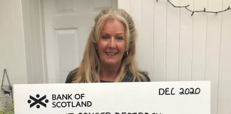 2020 Cheque by Fiona Edwards - Scottish News