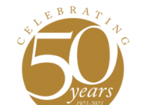50th Anniversary Logo Competition Example, Bield Housing and Care