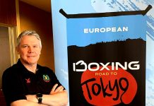 Chris Roberts Chief Executive of Boxing Scotland - Scottish News