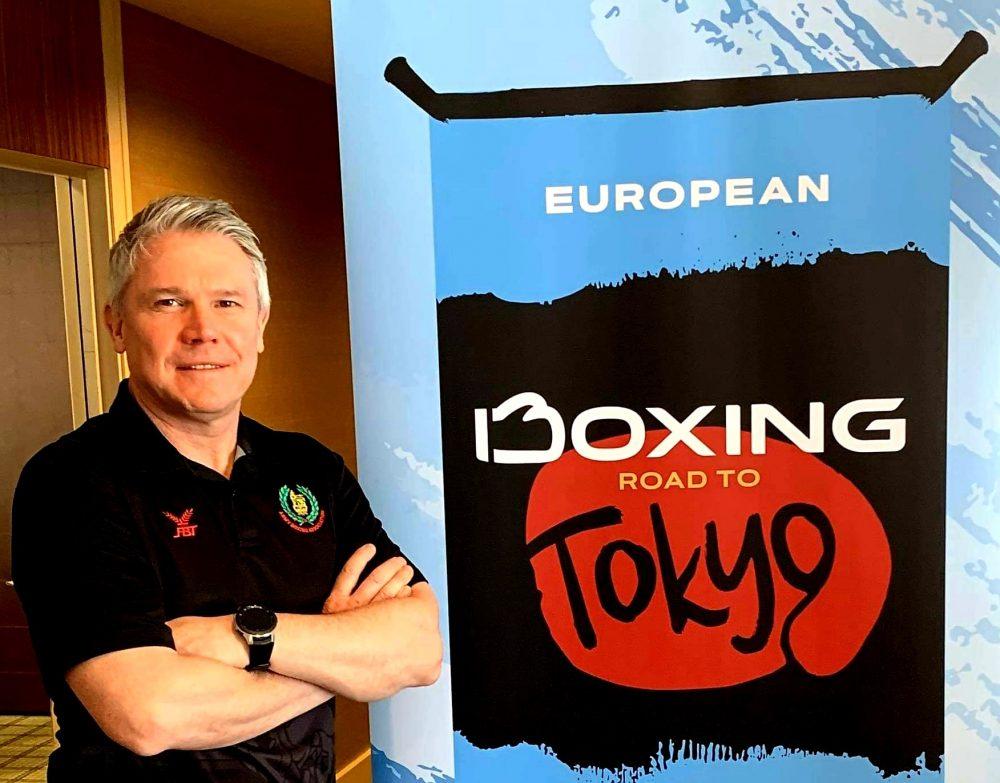 Chris Roberts Chief Executive of Boxing Scotland - Scottish News