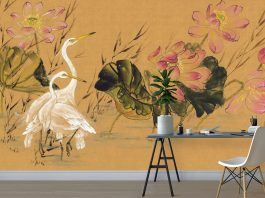Tattoist-closed-by-Covid-creates-wallpaper-designs