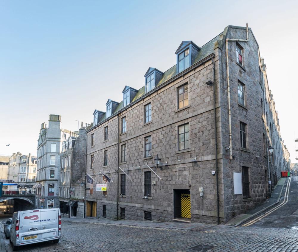 DM HAll LEase out popular Aberdeen nightclub venue - business news scotland