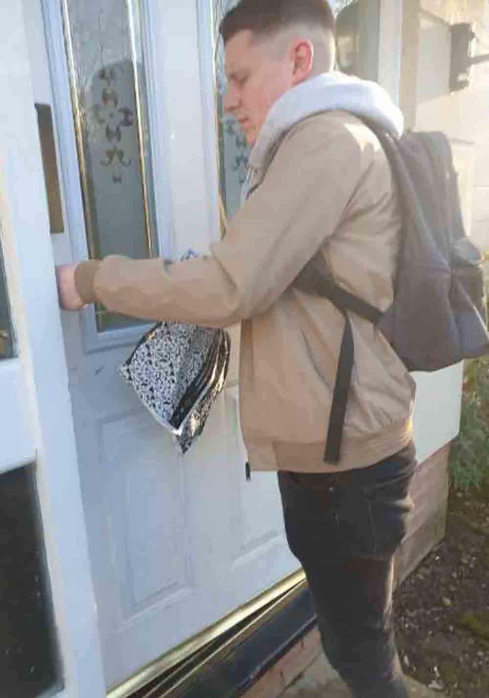 """Hermes customer papped by driver due to being """"suspicious"""" - Viral News UK"""
