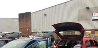 Parcels outside a car - Consumer News UK
