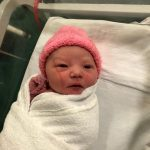 Parents welcome New Years Day baby - Scottish News