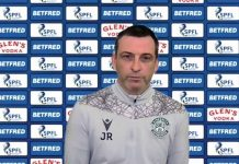 Jack Ross speaks to reporters via Zoom | Hibs news