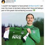 Jackson Irvine has signed a short-term deal with Hibs | Hibs news