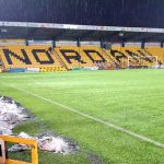 The deluge which put paid to Livi's clash with Aberdeen   Livingston news