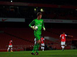 Incoming Hibs goalkeeper Matt Macey | Hibs news