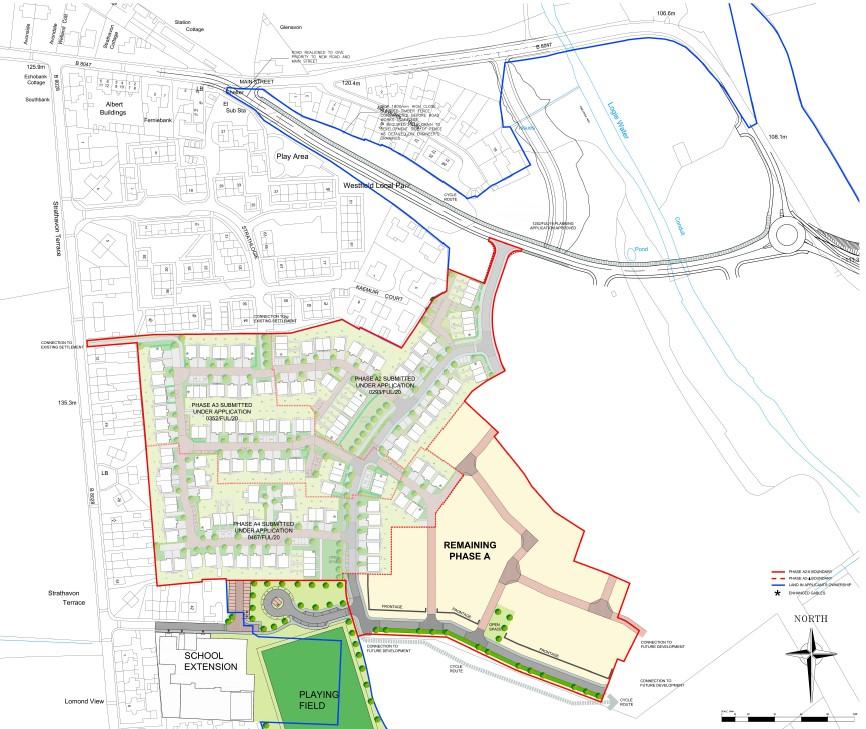 Phase A of the Alba Developments - Property News Scotland